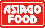 Asiago Food logo.