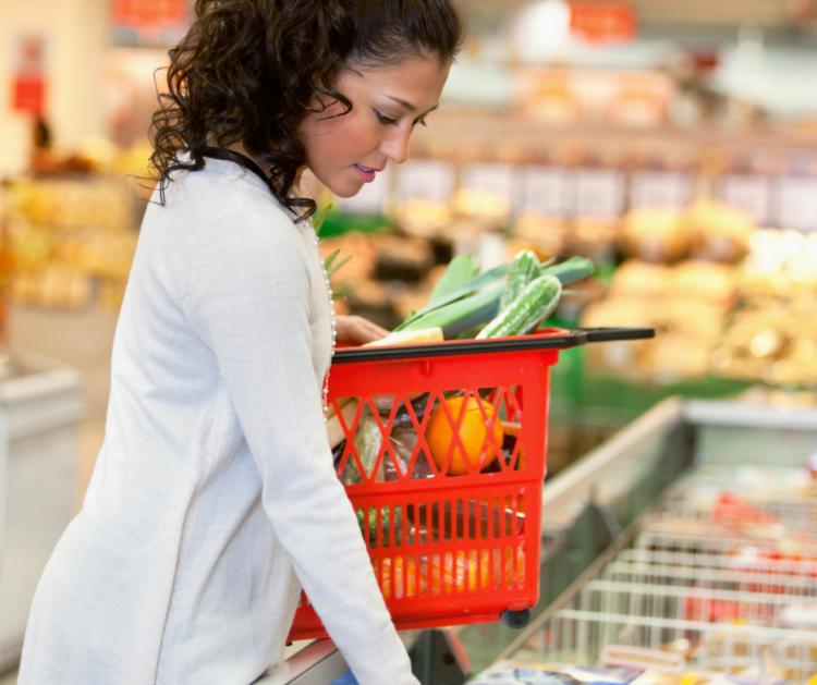 La catena del freddo al supermercato
