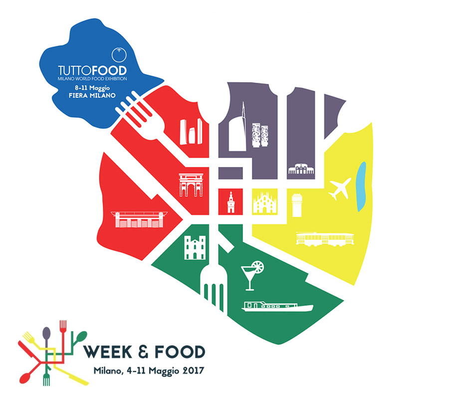 TuttoFood a Milano e Week&Food.