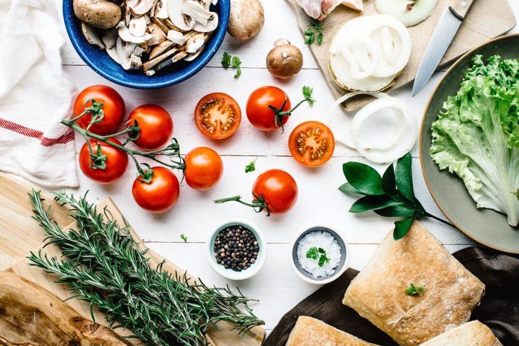 Contorno di funghi ai pomodori | Asiago Food