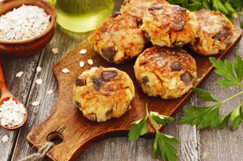 Polpette funghi e patate | Asiago Food